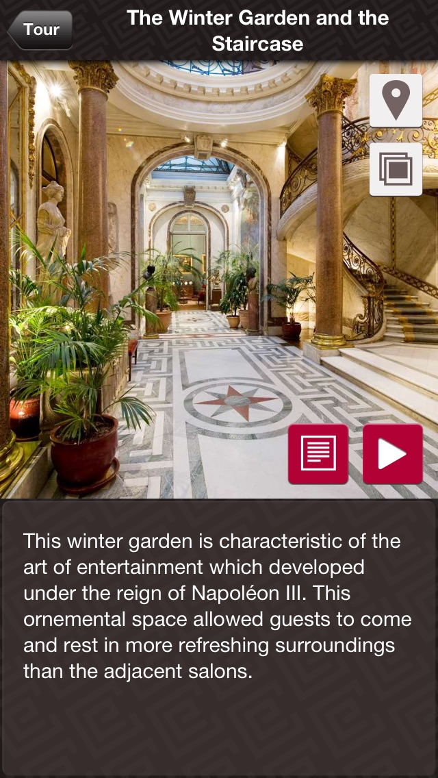 Screenshot #3 pour Jacquemart-André Museum: official application
