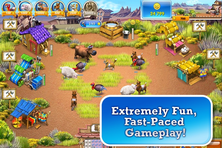 Farm Frenzy 3 Free screenshot-2