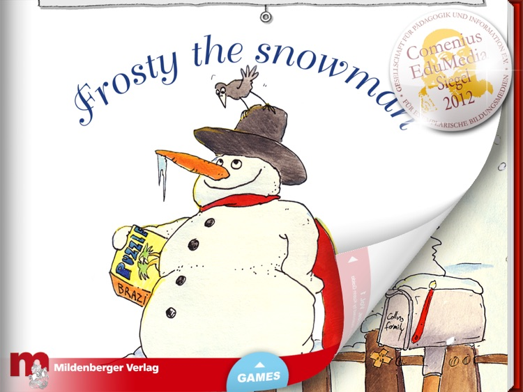 Frosty the snowman screenshot-0