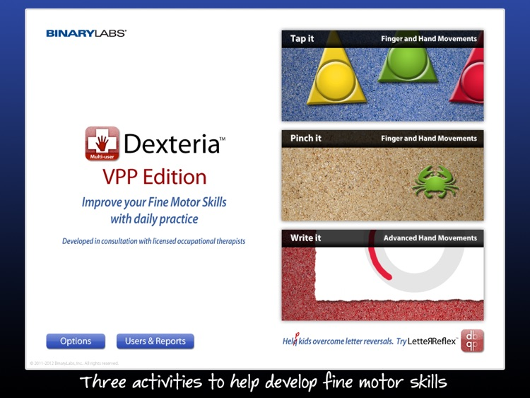 Dexteria VPP - Fine Motor Skill Development screenshot-3