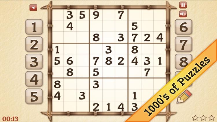 Sudoku 24/7 by 24/7 Games LLC