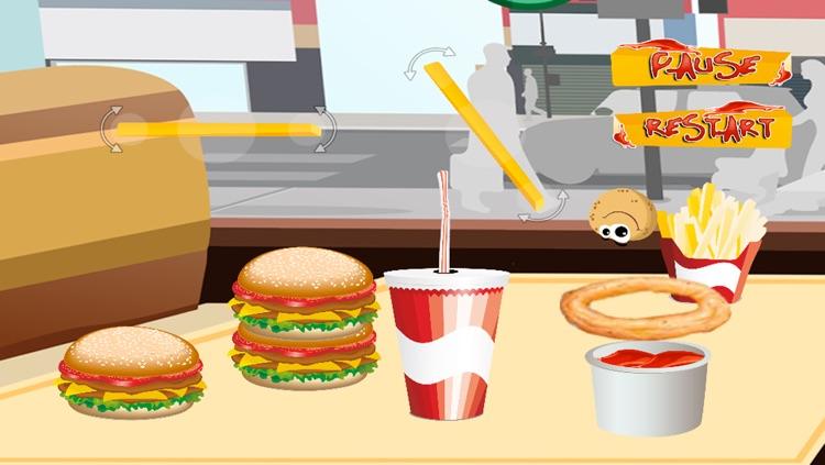Chicken Nugget Dunk screenshot-3