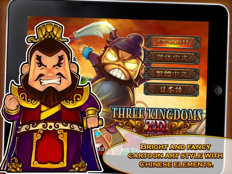 Three Kingdoms TD - Legend of Shu HD Free