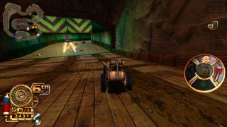 Steampunk Racing 3DCaptura de pantalla de2