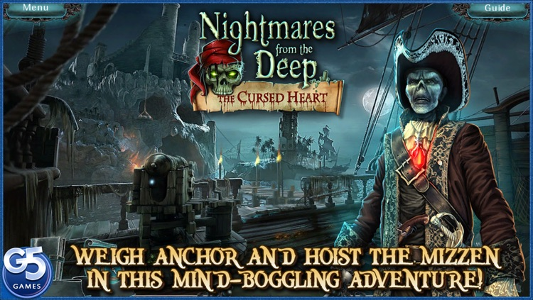 Nightmares from the Deep™: The Cursed Heart, Collector's Edition (Full)