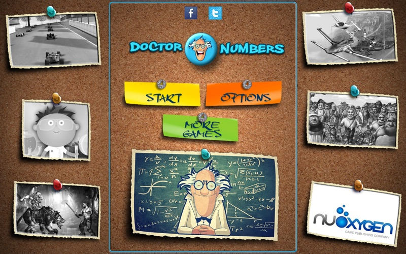 Doctor Numbers : Math Challenge