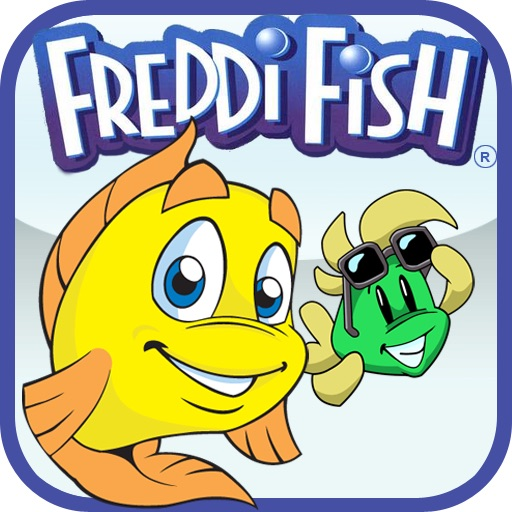 Freddi Fish and the Stolen Shell Lite