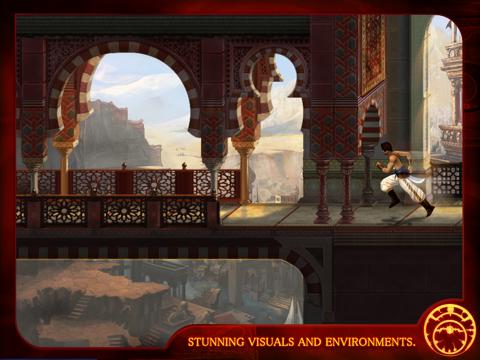Prince of Persia Classic HD на iPad
