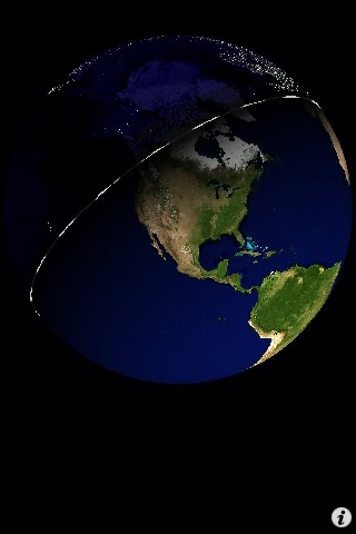 Earth, Sun and Moon (EarthView)