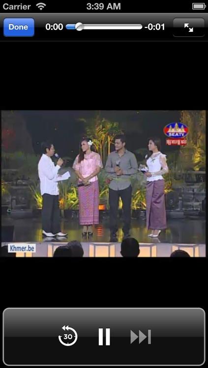 Khmer.be Live TV screenshot-3