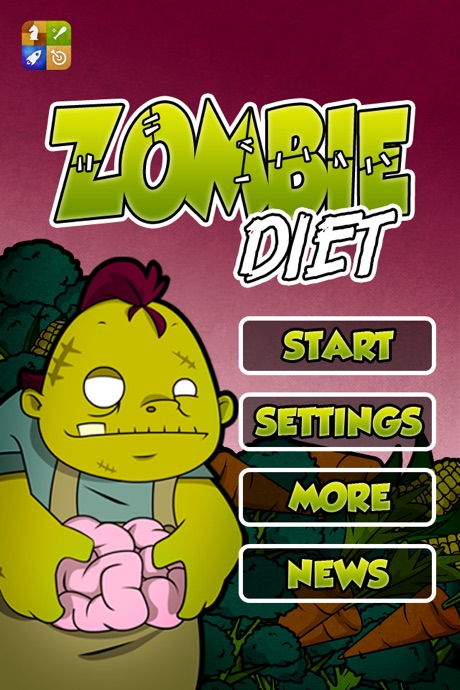 Zombie Diet Game FREE
