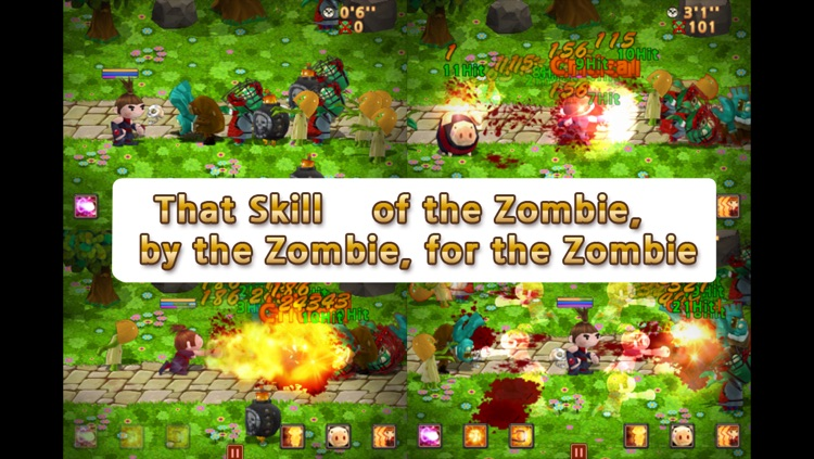 Heroes And Zombies screenshot-4