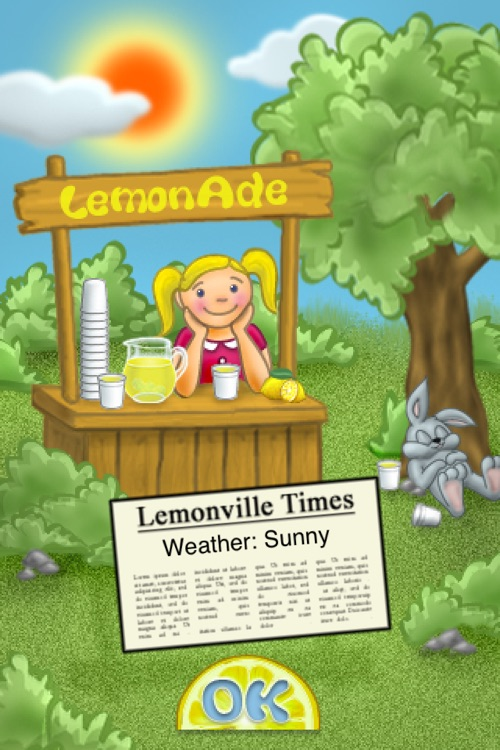Lemonade Stand screenshot-0