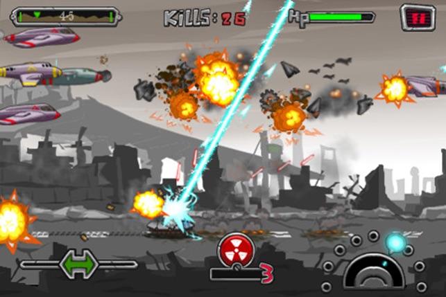 Blaster Tank Screenshot