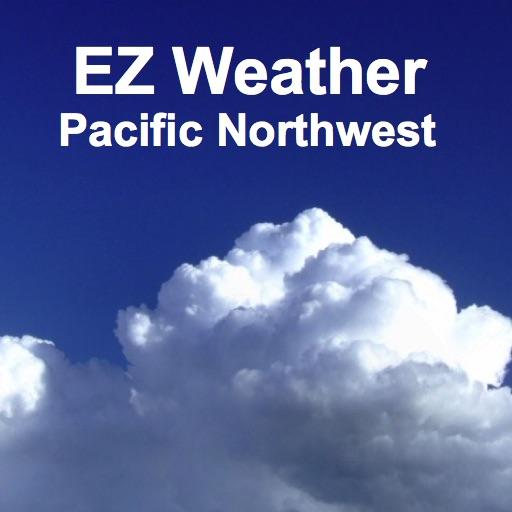 Pacific Northwest US icon