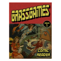 GrassGames' Comic Reader