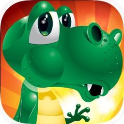 Mini Pets Rush in the Dinosaur Era – Multi jumping game of cute dinos