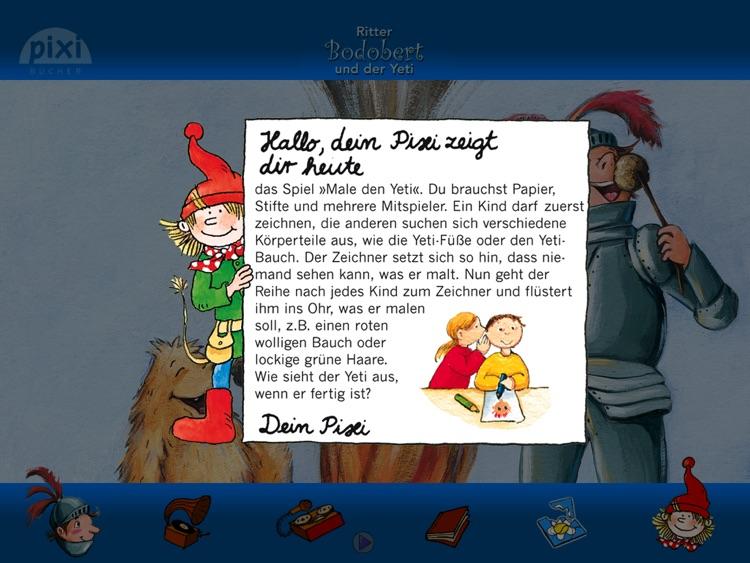 Pixi Buch Ritter Bodobert und der Yeti screenshot-3