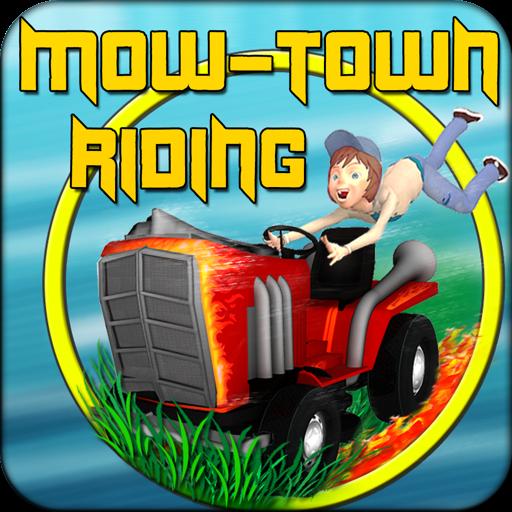 Mow-Town Riding Lite icon
