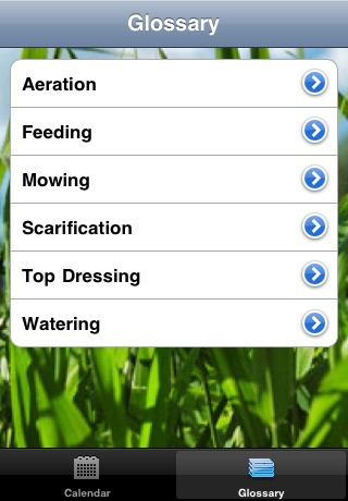 Lawn Maintenance Calendar screenshot-2