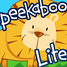 Peekaboo Zoo HD Lite - Who's Hiding? A fun & educational introduction to Zoo Animals and their Sounds - by Touch & Learn