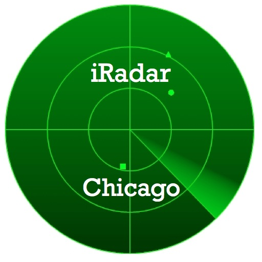 iRadar Chicago icon