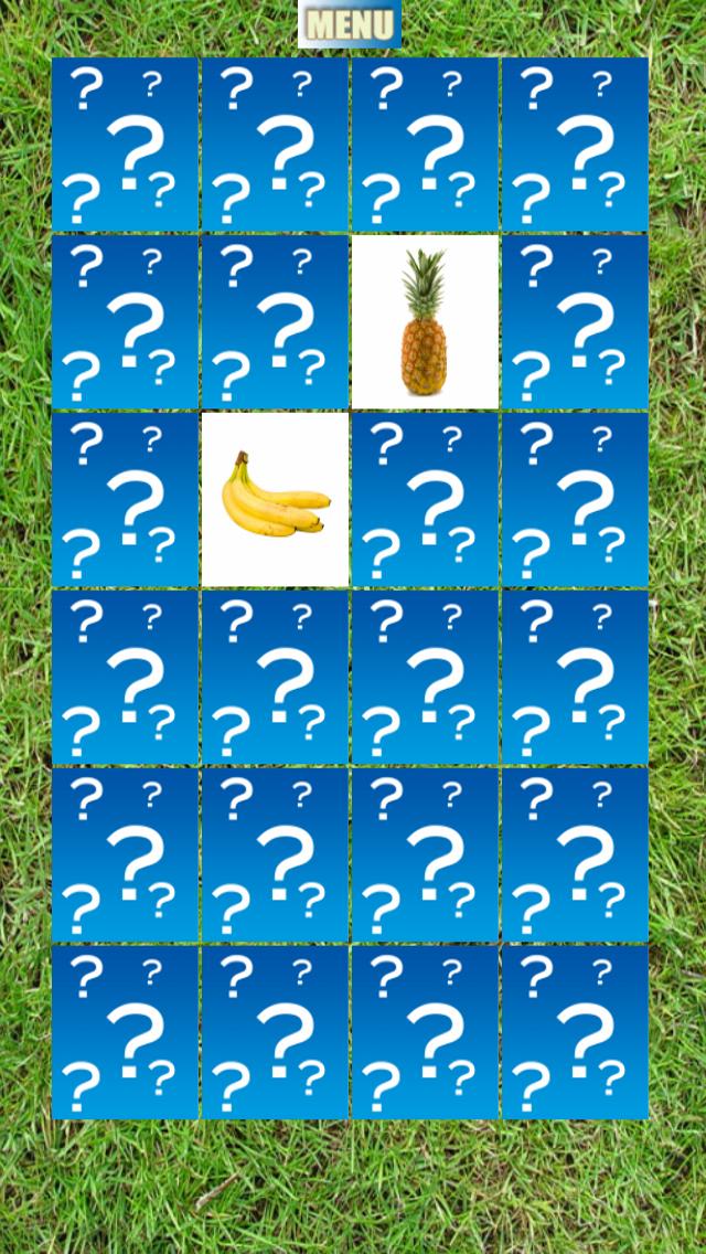 Fruits Match HD screenshot two