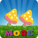 Bear And Deer:More And Less-Count,Comparative Figures:Kids Math Game HD