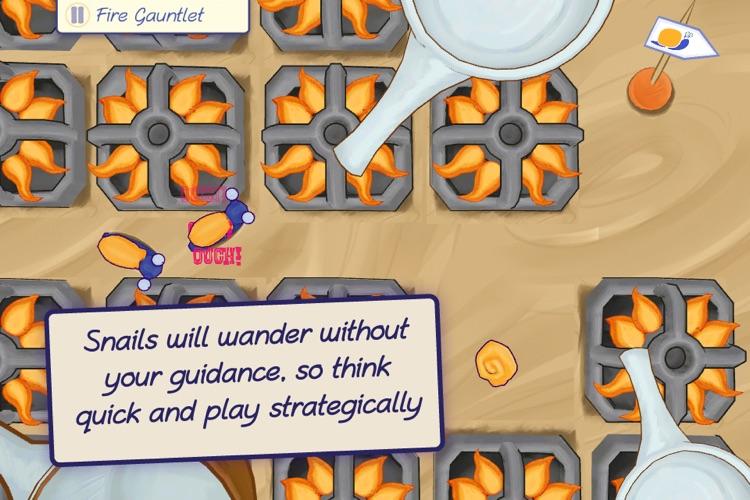 Snail Break screenshot-3