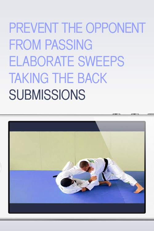 BJJ Open Guard - Andre Galvao Jiu Jitsu Vol 2 screenshot-3