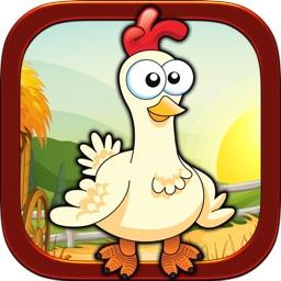 Chicken Farm Egg Baby Drop