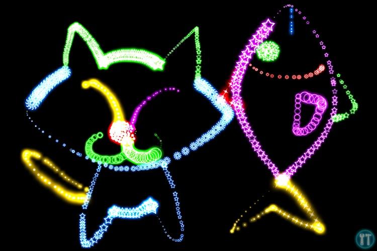 Art Of Glow screenshot-4