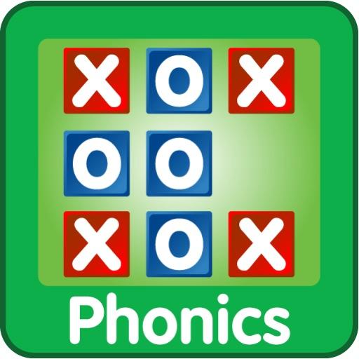 Phonics Tic-Tac-Toe Interactive Game