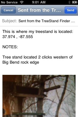 Tree Stand Finder screenshot-3