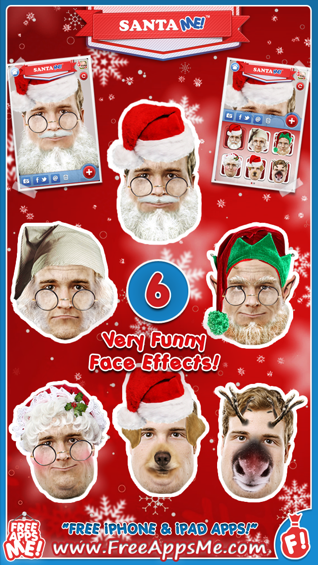 Santa ME! FREE - Easy to Christmas Yourself with Elf
