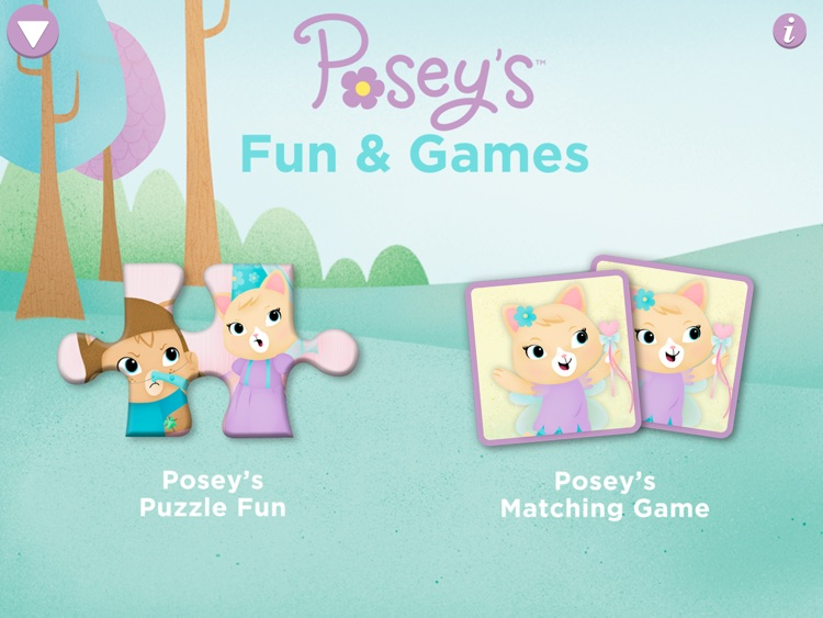 Posey and the Princess Castle screenshot-3