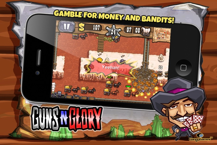 Guns'n'Glory screenshot-0