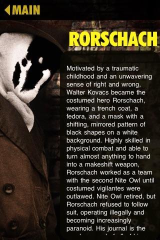 Watchmen screenshot-3