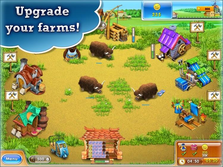 Farm Frenzy 3 HD screenshot-3