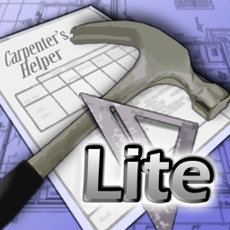 Carpenter's Helper Lite - Free Construction Calculator