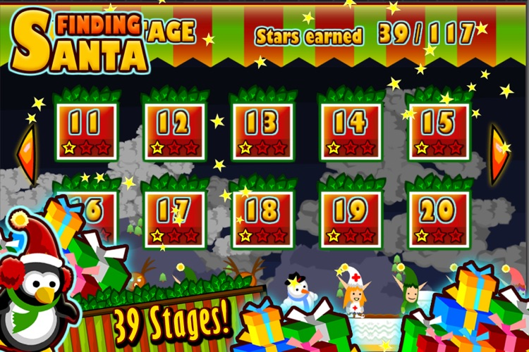 Finding Santa Christmas Special screenshot-3