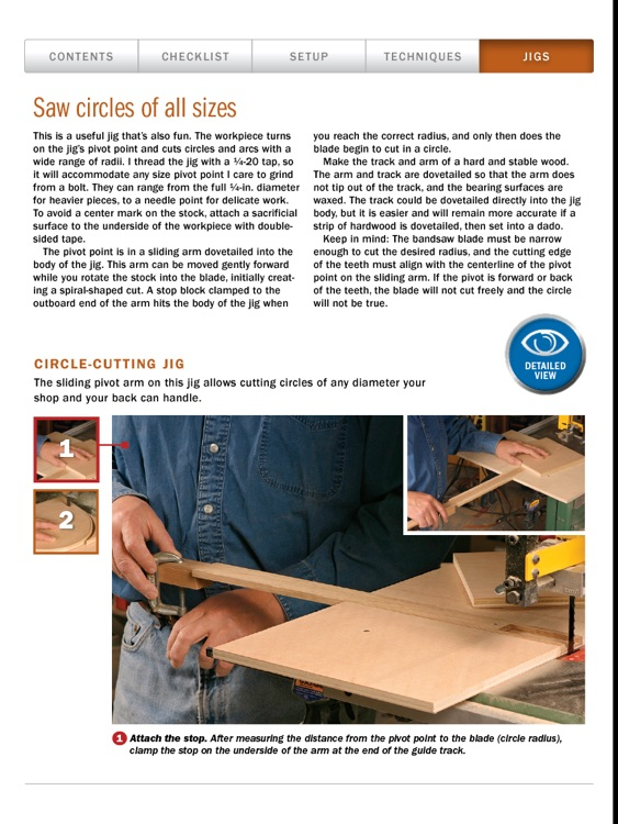 Bandsaw Basics from Fine Woodworking