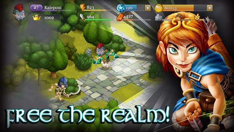 Epic Empire: A Hero's Quest screenshot-3
