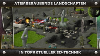 Total Defense 3D: Führen die Revolution!Screenshot von 4