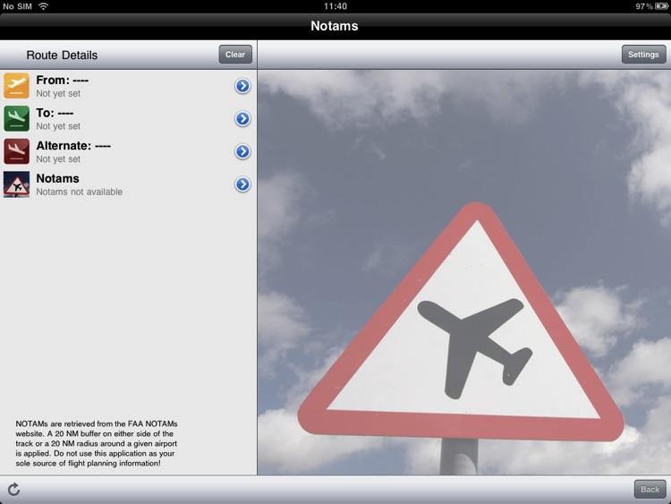 NOTAMs HD screenshot-3