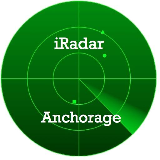 iRadar Anchorage icon