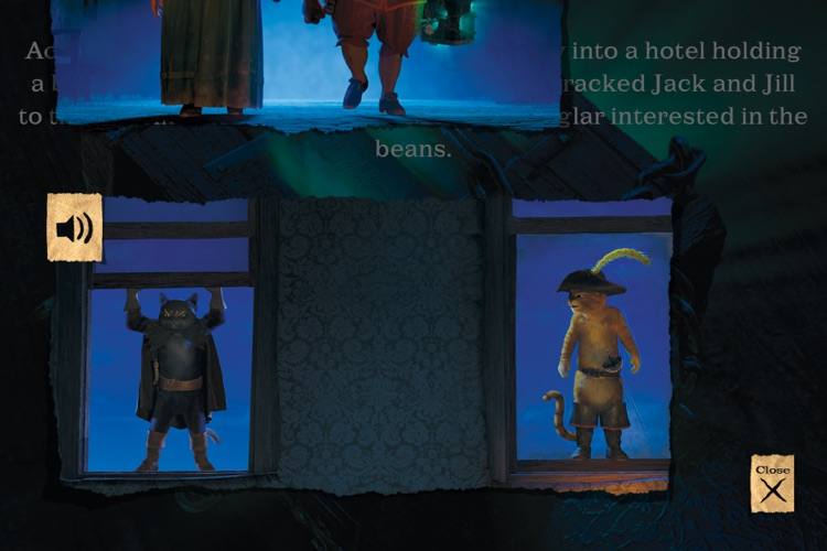 Puss In Boots Movie Storybook screenshot-4