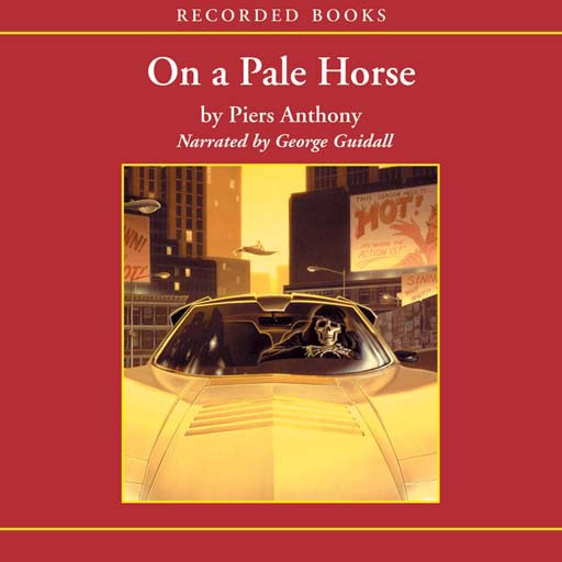 On a Pale Horse (Audiobook)