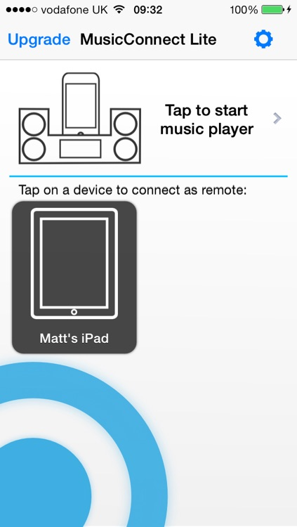 MusicConnect Lite screenshot-0