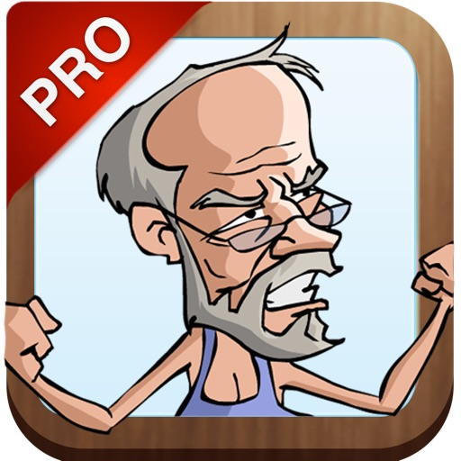 Grandpa Adventure Pro icon